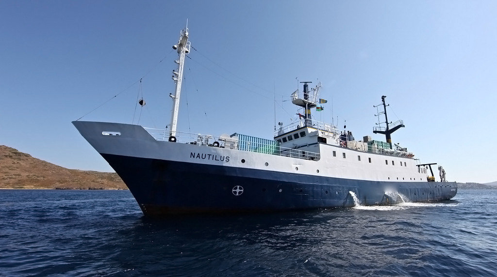 Live Feed from the E/V Nautilus: ECOGIG deep sea exploration for oil spill research