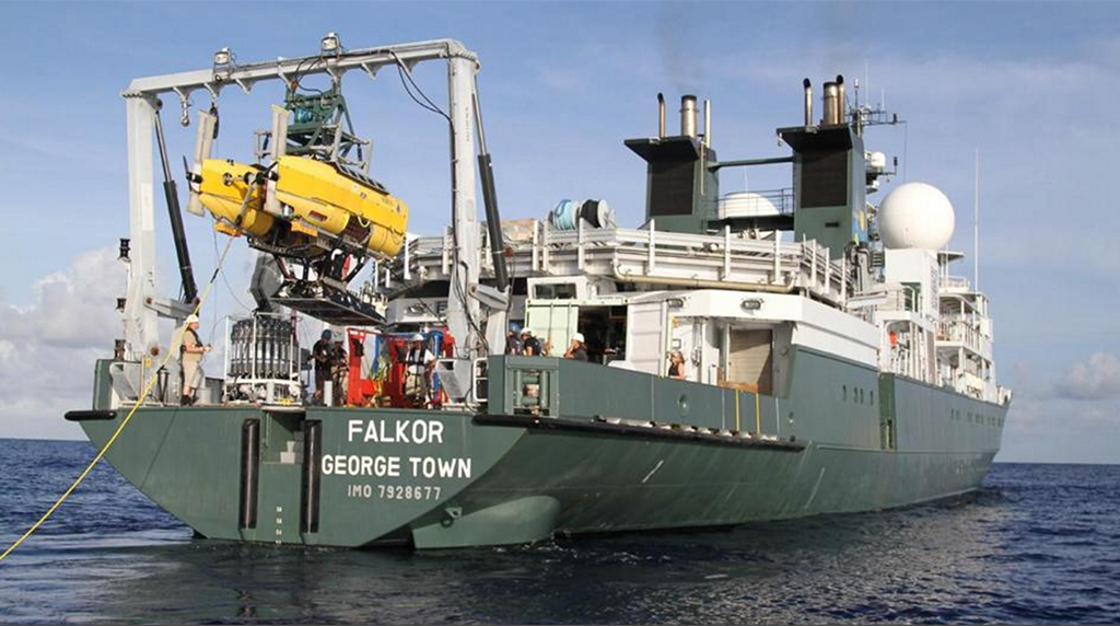 ECOGIG conducts another cruise in its post-Deepwater Horizon accident time series