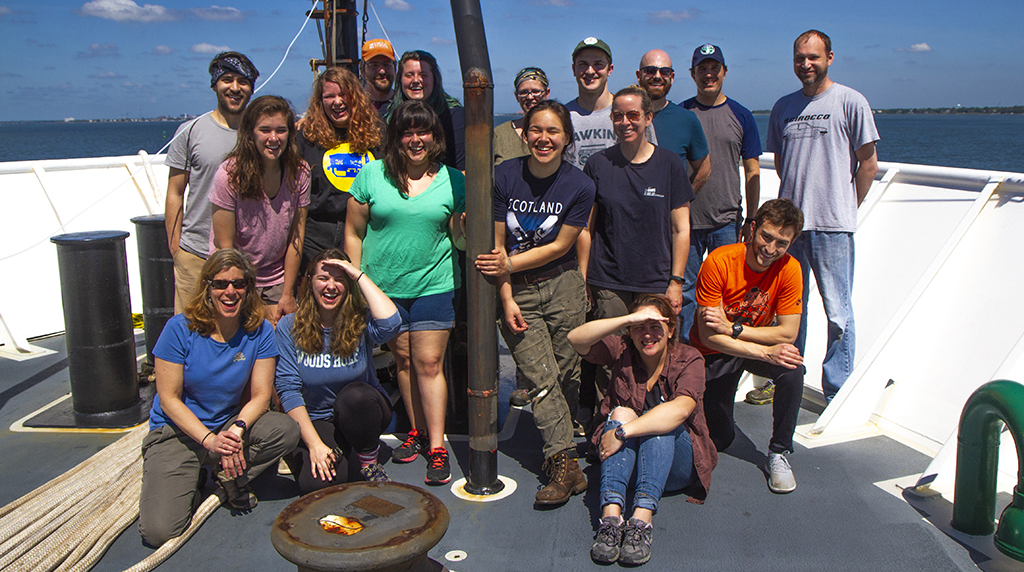 April 2019 DEEP SEARCH Mission Considered a Great Success!