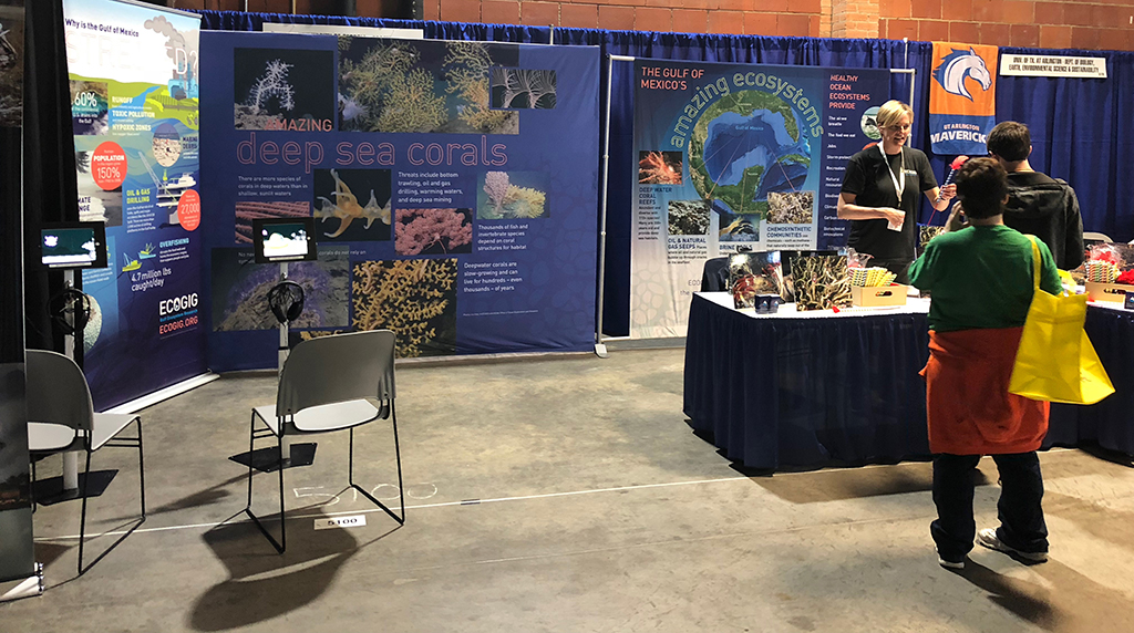ECOGIG attends EarthX 2018