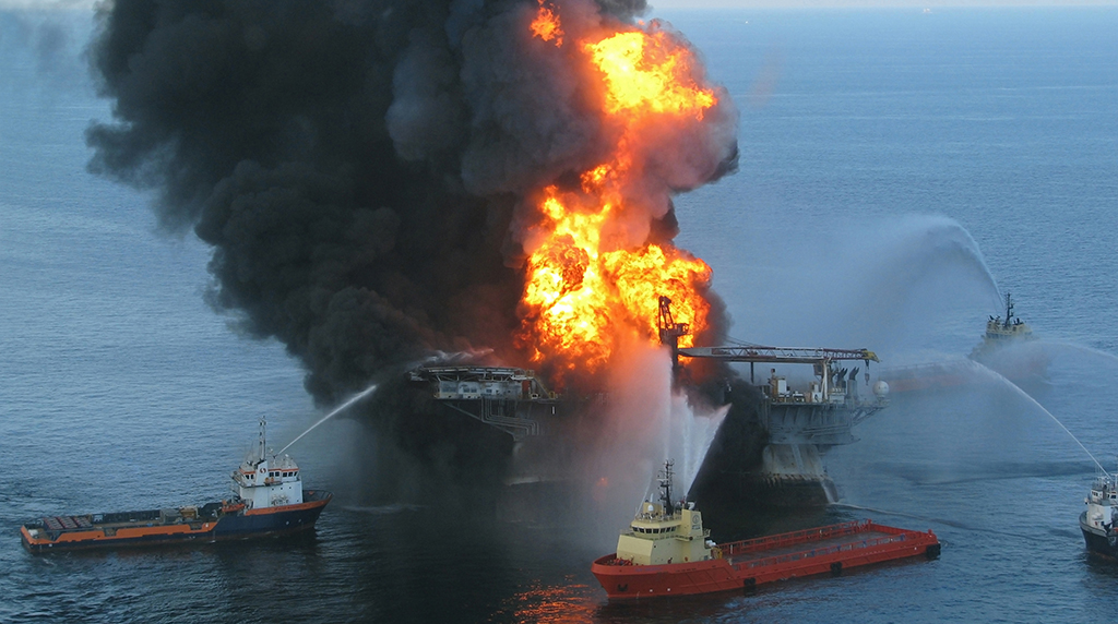 ECOGIG Perspectives Part 1: Five Years After The Deepwater Horizon Oil Well Blowout