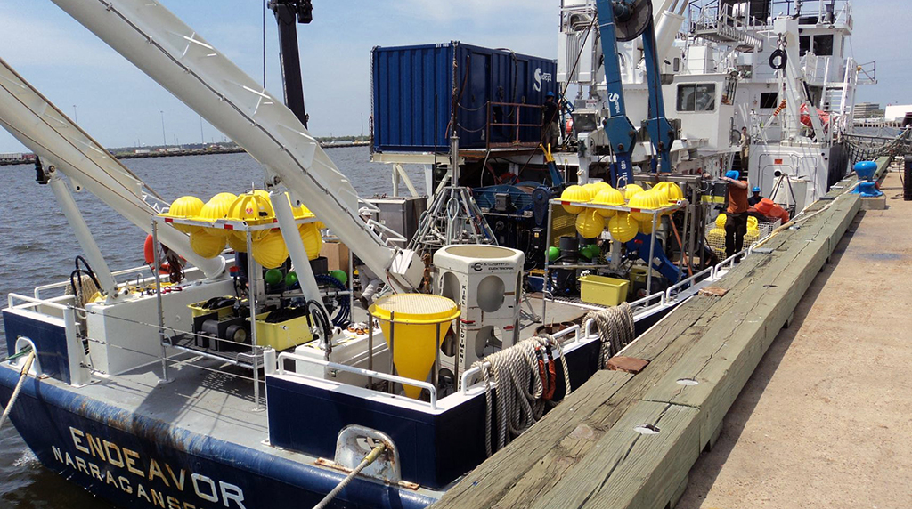 ECOGIG sets sail to understand impacts of oil in deepwater ecosystems