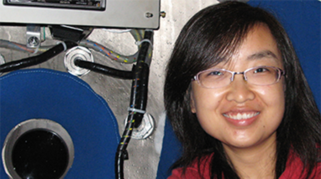 Featured student: Tingting Yang