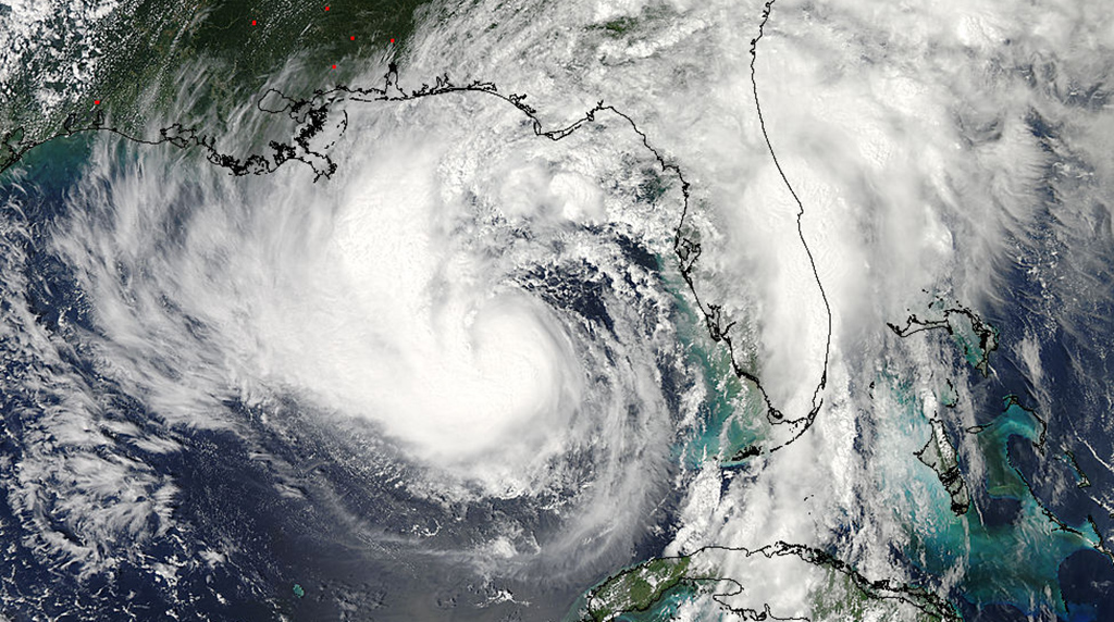 New research describes microbial activities in Mississippi River Delta in the aftermath of Hurricane Isaac