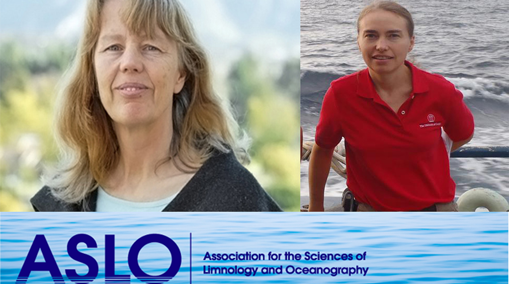 ECOGIG researchers named ASLO sustaining fellows!