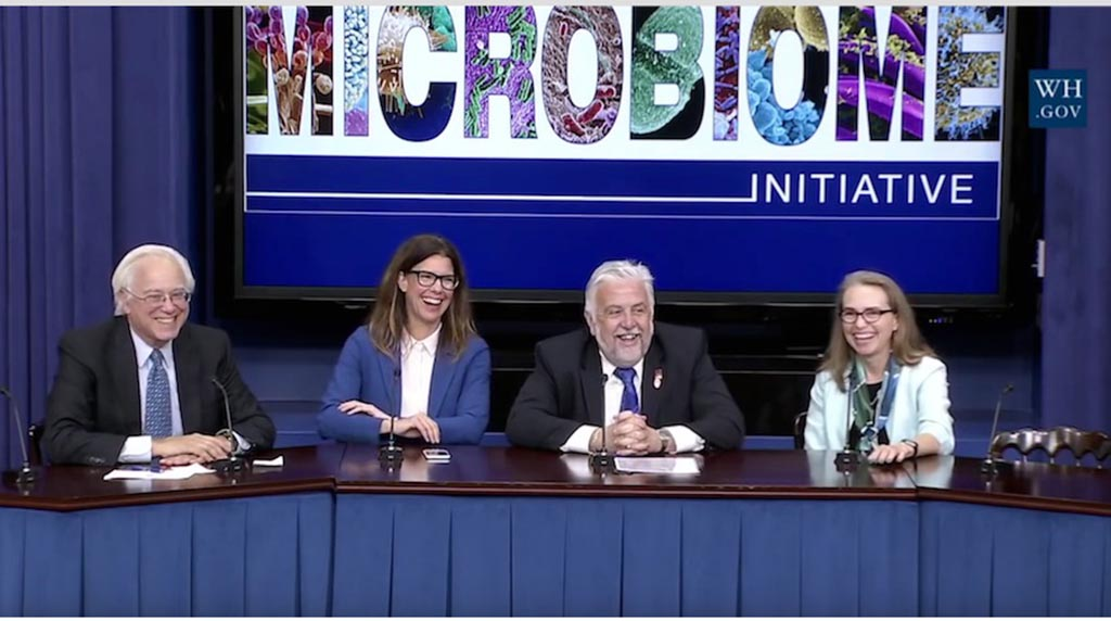 White House hosts event on the future of microbiomes