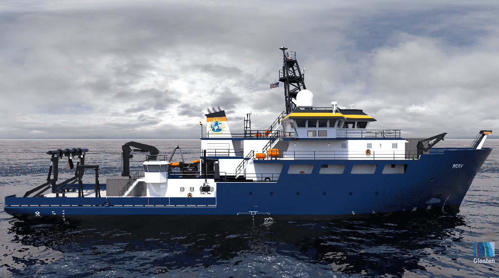 New Consortium Chosen to Operate New NSF Regional Class Research Vessel