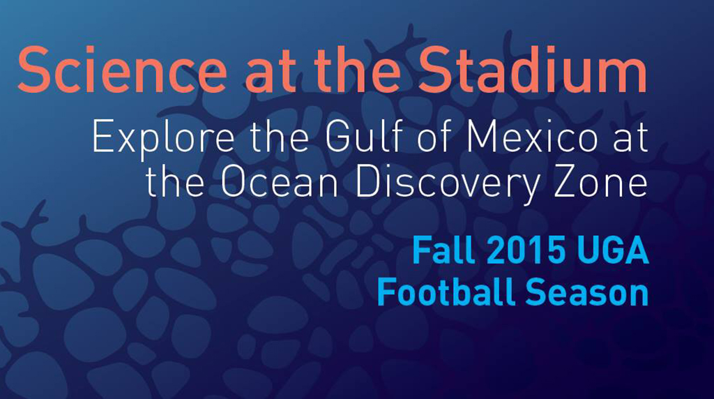 ECOGIG Launches Fall 2015 Science at the Stadium Series