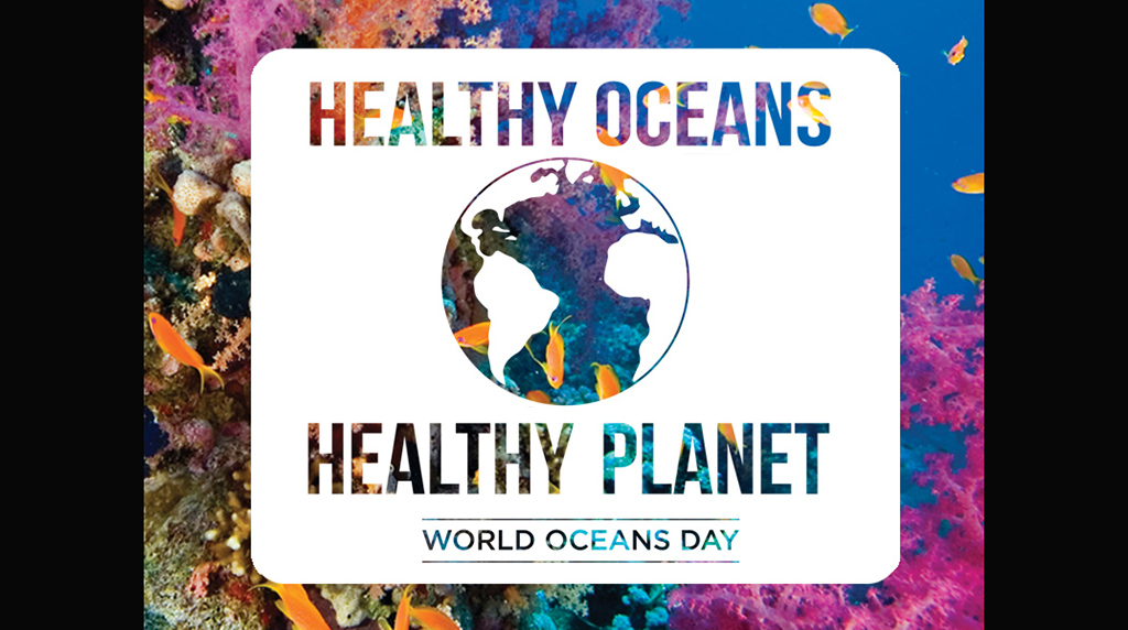 ECOGIG Scientists Celebrated 2015 World Oceans Day with Two Events