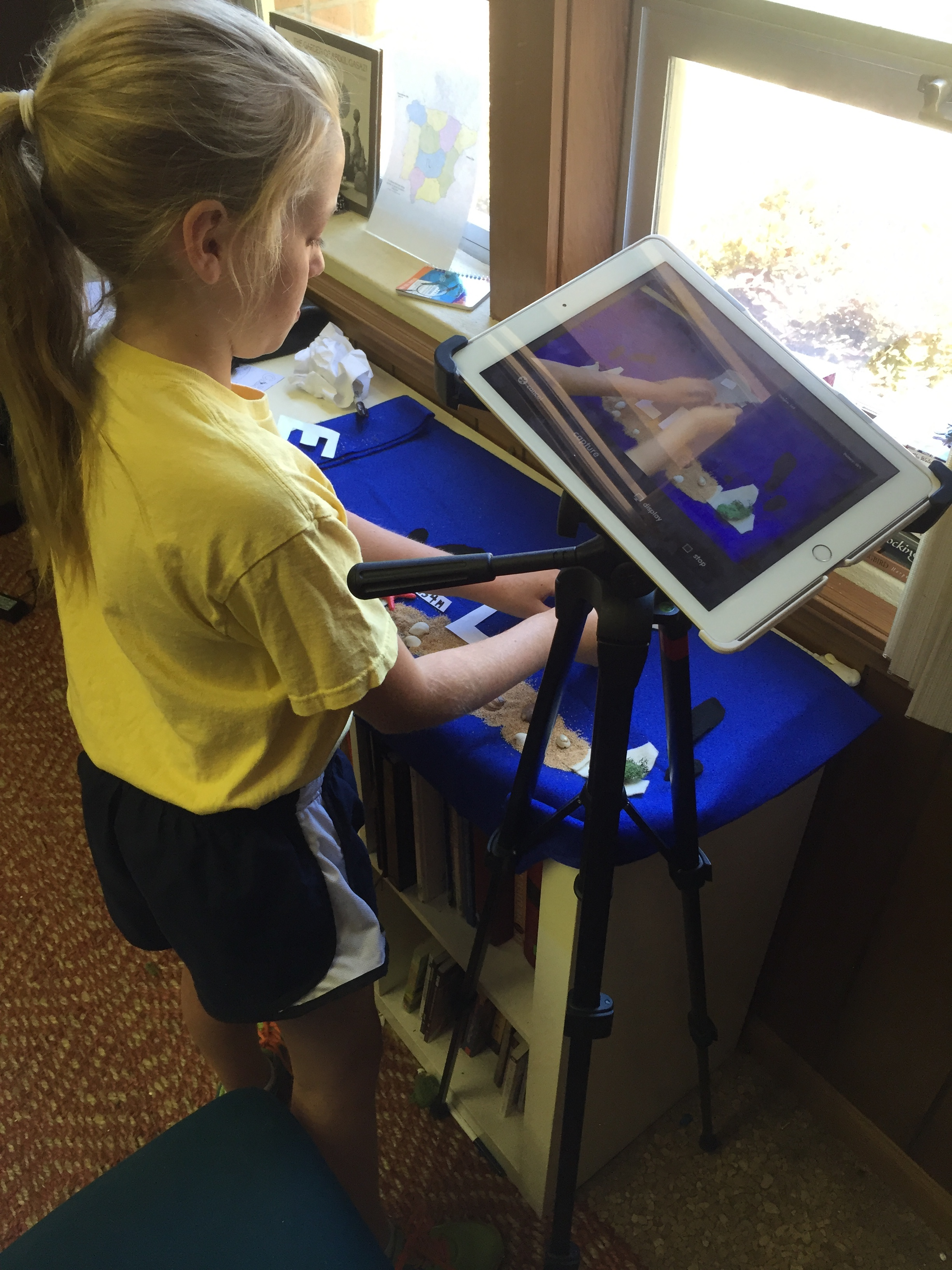 <div style='color:#000000;'><br /><br /><h2>2016 Ocean Discovery Camp. Campers made stop motion videos with an ocean theme during the first year of Ocean Discovery Camp! </h2>(c) ECOGIG</div>