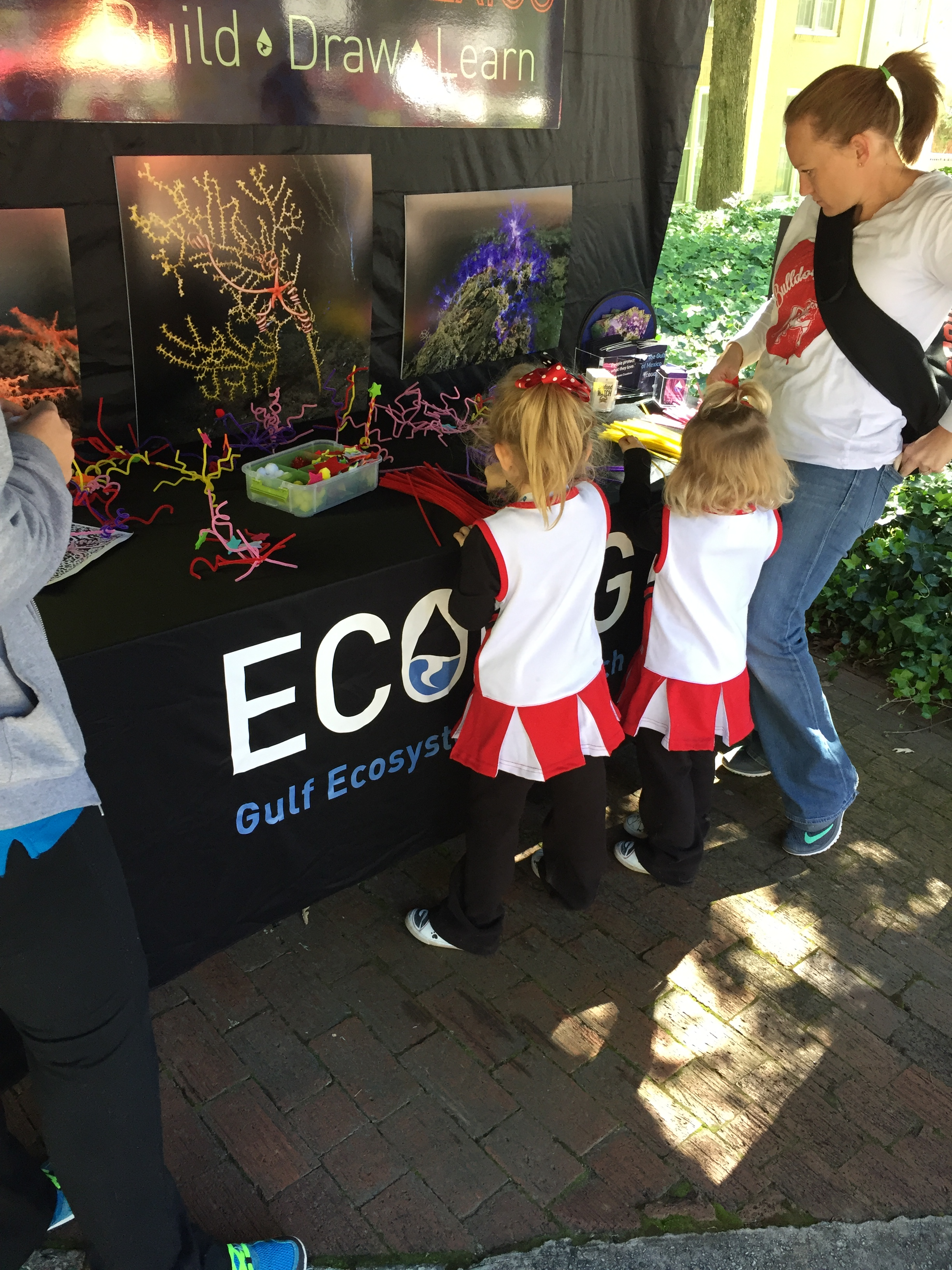 <div style='color:#000000;'><br /><br /><h2>2015 UGA football home game. Visitors check out the deep sea coral build, draw, learn station</h2>(C)&nbsp;ECOGIG</div>